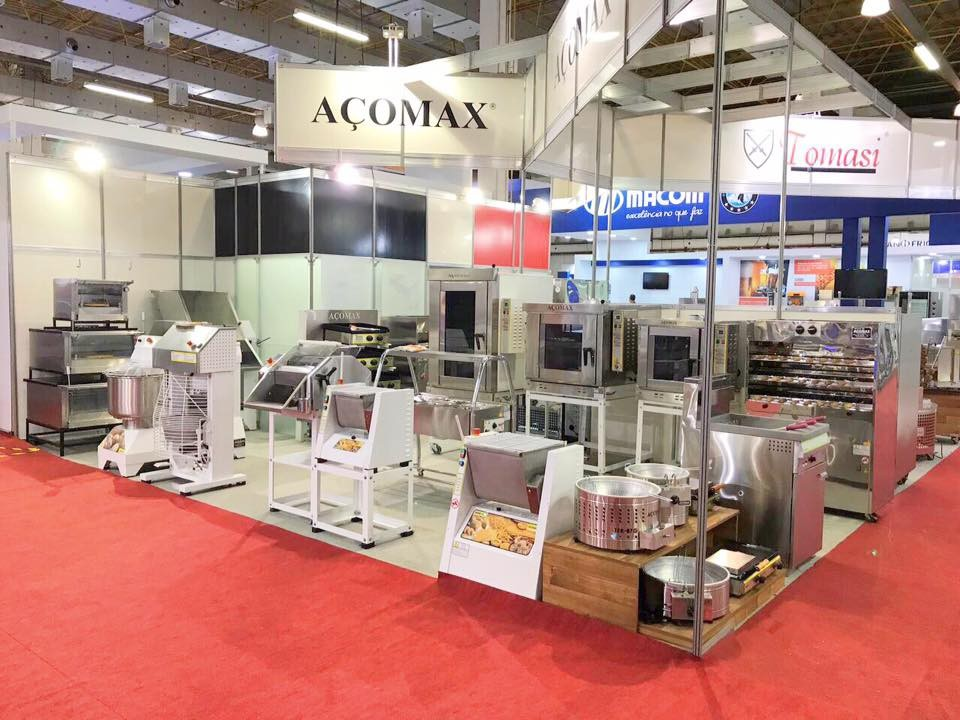 Stand Açomax 01