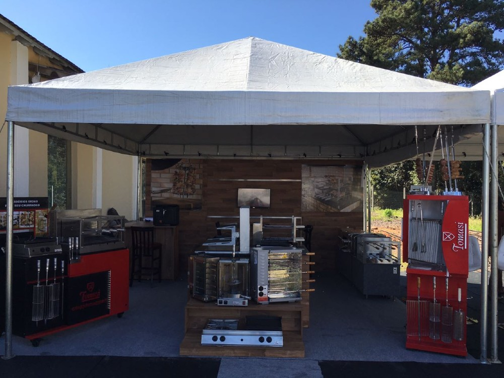 Tomasi - BBQ Festival - Stand