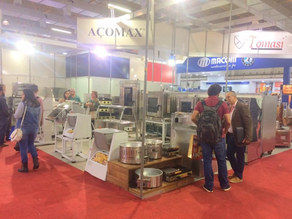 Stand Açomax 02
